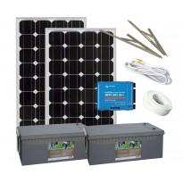 Aurinkoenergiapaketti Sunwind L
