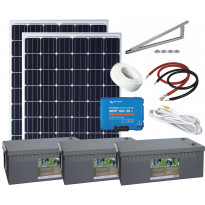 Aurinkoenergiapaketti Sunwind XL
