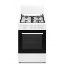 Kaasuliesi Sunwind Chef 50 Pro, 50cm, valkoinen