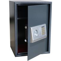 Sähköinen tallelokero hyllyllä digitaalinen 35x31x50 cm