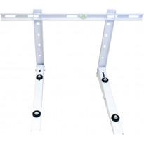 Seinäkannakepari Strong Line 90+90 kg vaakatuella 465x550x800 mm