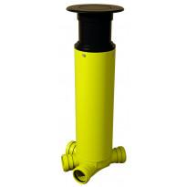 Tarkastuskaivopaketti 400/315/110 mm, muovikannella