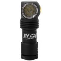 LED-otsa-/taskulamppu Armytek Elf C1 1050 lm