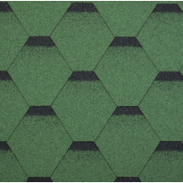 Palahuopa Technonicol Quadrille Nephrite, 3m²/pkt, vihreä