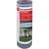 Kattohuopa Technonicol MIDA SELF KSK, 0.5x5m, itseliimautuva, punainen, Verkkokaupan poistotuote