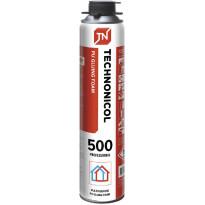 Polyuretaani-liimavaahto TechnoNICOL 500 Professional, 760 ml, 12 kpl/ltk