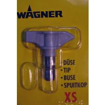 Kääntösuutin XS 0,009 (409) Wagner-korkeapaineruiskuille