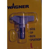 Kääntösuutin L 0,017 (517) Wagner-korkeapaineruiskuille
