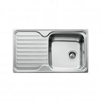 Keittiöallas Teka Classic 1B.1D, valutustasolla, 860x500 mm, rst, upotettava