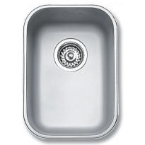 Keittiöallas Be 28.40 (180), 307x433 mm, rst, alta kiinnitettävä