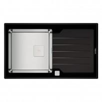 Keittiöallas Teka Diamond RS15 1B 1D, 860x510mm, musta/rst