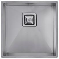 Keittiöallas Square 400.400, 430 x 430 mm, rst, alta kiinnitettävä