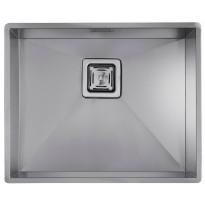 Keittiöallas Square 500.400, 530 x 430 mm, rst, alta kiinnitettävä
