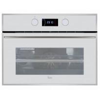 Yhdistelmäuuni Teka Wish HLC 840 W (kiertoilma + grilli), valkoinen, Verkkokaupan poistotuote