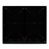 Induktioliesitaso Teka IZF 6424, kalusteisiin asennettava, 60 cm, musta