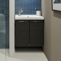 Allaskaappi ja tasoallas Temal Trend kahdella ovella, L 57.5-92.5cm S 30-50cm, eri vaihtoehtoja