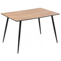 Ruokapöytä Tenstar Mexico, 80x120cm, ruskea