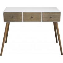 Sivupöytä Tenstar Anderson, 3 laatikkoa