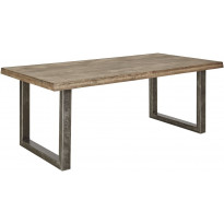 Ruokapöytä Tenstar Vigo, 100x200cm