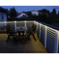 LED-nauhasetti himmennettävä Easy Lighting 10 m IP65 3000 K