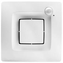 Kylpyhuonepuhallin Thermex Silent One, valkoinen
