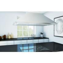 Liesikupu Thermex Stansted, 900mm, ilmanvaihdon ohjaus/tehostus kattoon asennettava, rst