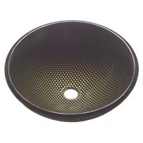 Lasiallas Pilkut, 420x150mm, musta/kulta