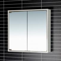 Peilikaappi PK-60, 60x60cm, valkoinen, valoton