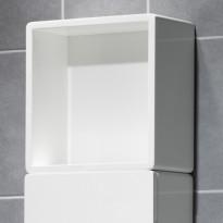 Avolokero PV-06, 30x30cm, valkoinen