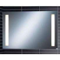 Valopeili LED valaisimella Tammiholma Eton, 90x60cm, 28W, pistorasia, huurteenesto