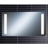 Valopeili LED-valaisimella Tammiholma Wigan, 120x60cm, 28W, pistorasia, huurteenesto