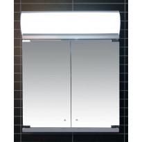 Peilikaappi LED-valaisimella Tammiholma Nemi, 50x62cm, 28W, vikavirtasuojakytkin