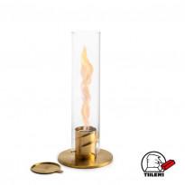 Pöytätakka Tiileri Spin 120, design, kulta