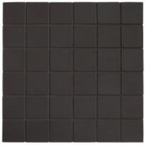 Mosaiikkikaakeli musta