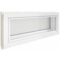 Puualumiini-ikkuna MSE, 2+1, 12x4