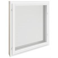 Puualumiini-ikkuna MSE, 2+1, 9x10