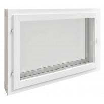 Puualumiini-ikkuna MSE, 2+1, 9x6