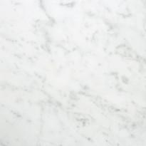 Marmorilaatta Bianco Carrara C, mattahiottu, 610x305x10mm