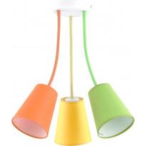 Kattovalaisin TK Lighting Wire Color 2106, 3-osainen, monivärinen