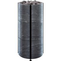 Sähkökiuas Tulikivi Naava 68, 6.8kW, 5-9m³, vuolukivi nobile, erillinen ohjauskeskus