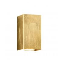 Seinävalaisin Trio Cleo 80x150 mm, kulta neliö