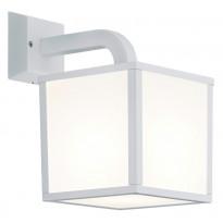 Seinävalaisin Cubango LED E27 6W, valkoinen