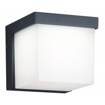 Seinävalaisin Yangtze LED 3,5W, musta