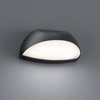 Seinä-/numerovalaisin Muga LED 5W, musta