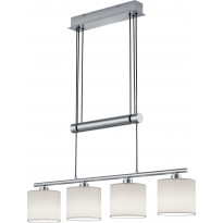 Riippuvalaisin Trio Garda, 770x1500x135 mm, valkoinen