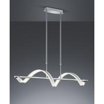 LED-riippuvalaisin Trio Sydney 1300x1030x180 mm, kromi