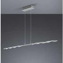 LED-riippuvalaisin Trio Portofino 1500x1490x80 mm, kromi