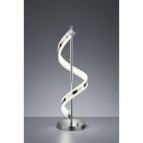 LED-pöytävalaisin Trio Sydney Ø 200x630 mm, kromi