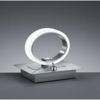 LED-pöytävalaisin Corland, 140x110x120mm, kromi