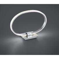LED-pöytävalaisin Corland, 330x110x240mm, kromi